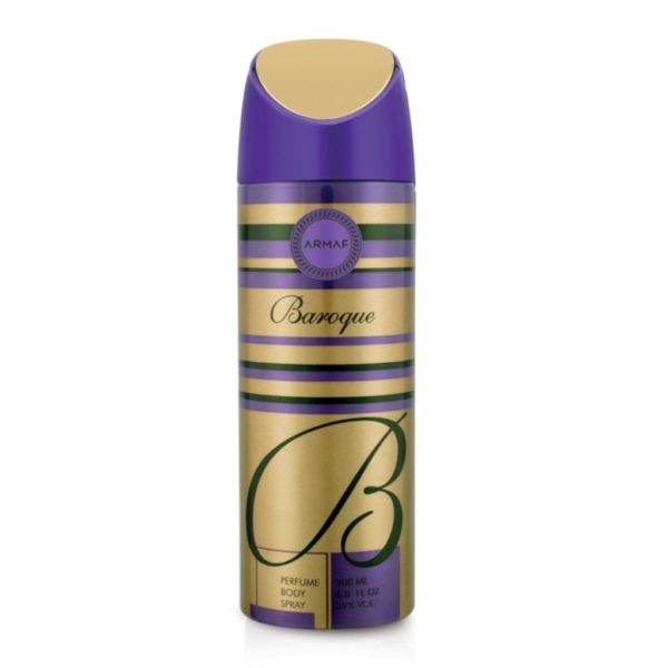 Armaf Baroque Deodorant Body Spray For Women - 200 Ml