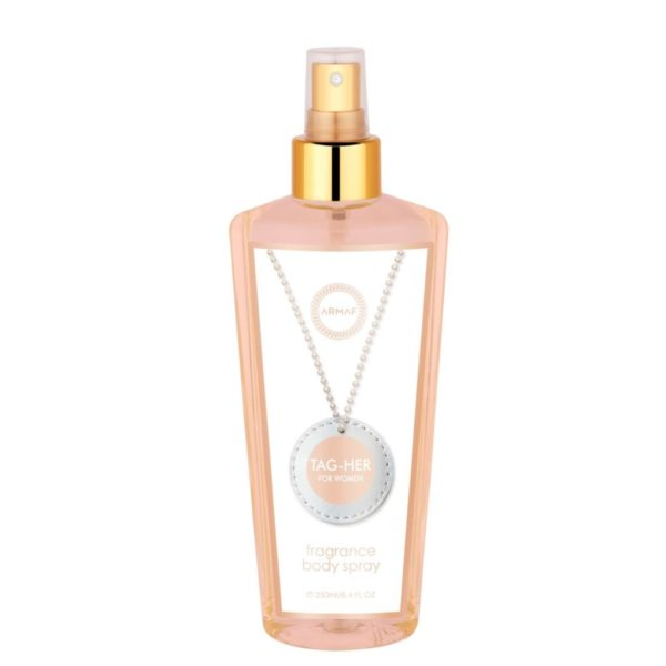 Armaf Tag Her Splash For Women - 250 Ml