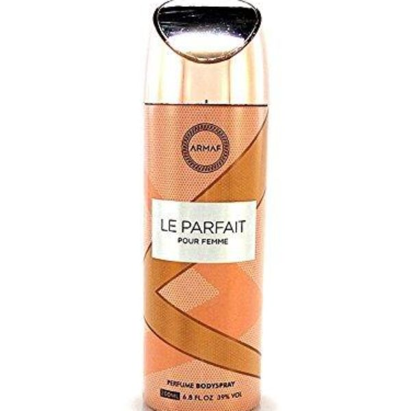 Armaf Le Parfait Deodorant Body Spray For Women - 200 Ml