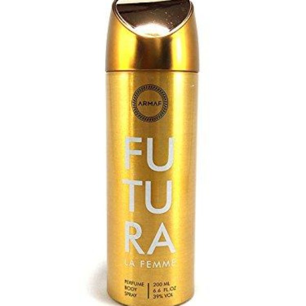 Armaf Futura La Femme Deodorant Body Spray For Women - 200 Ml
