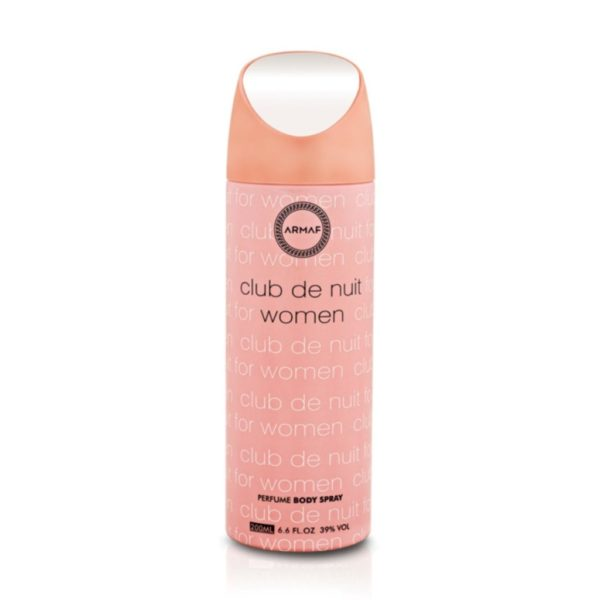 Armaf Club De Nuit Deodorant Body Spray For Women - 200 Ml
