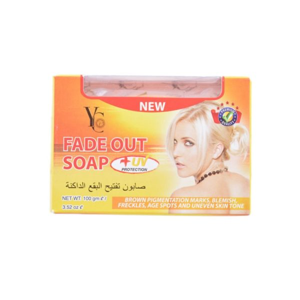 YC Thailand Fade Out Soap - 100Gm