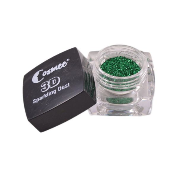 Cosmee 3D Sparkling Dust - 306 Greenry