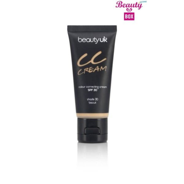 Beauty UK CC Cream - 30 Biscuit