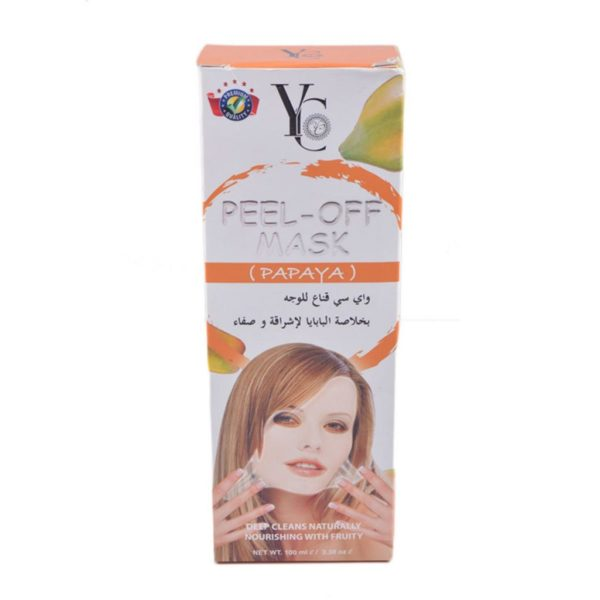 YC Thailand Papaya Peel Off Mask - 100Ml