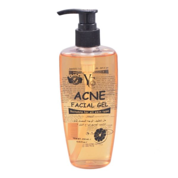 YC Thailand Acne Facial Gel - 250Ml