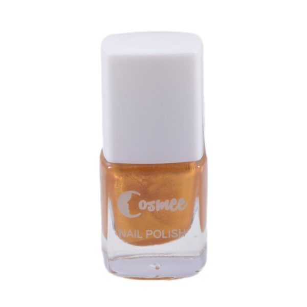 Cosmee Nail Polish - 29 Yellow Gold