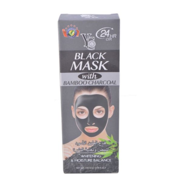 YC Thailand Bamboo Charcoal Peel Off Mask - 100Ml