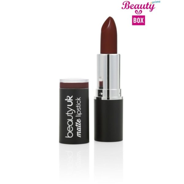Beauty UK Matte Lipstick - 19 Temptress