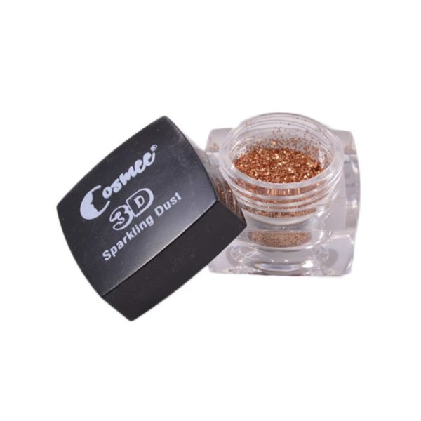 Cosmee 3D Sparkling Dust - 303 Gold Spark