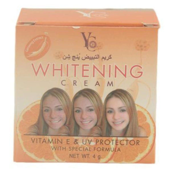 YC Thailand Whitening Cream New - 04Gm