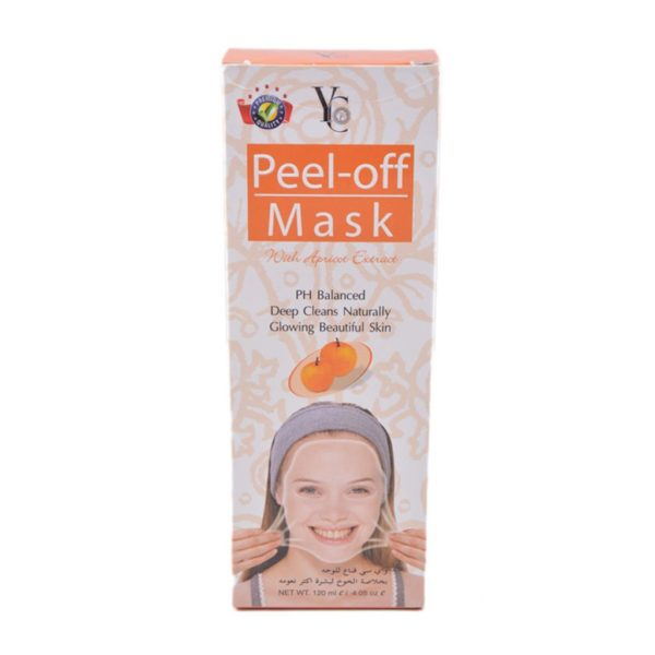 YC Thailand Apricot Peel Off Mask - 120Ml