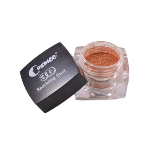 Cosmee 3D Sparkling Dust - 319 Copper shine
