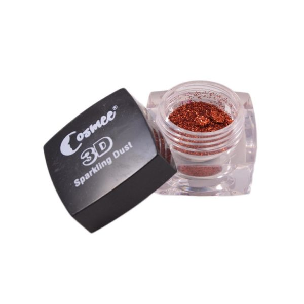Cosmee 3D Sparkling Dust - 307 Cuppacino