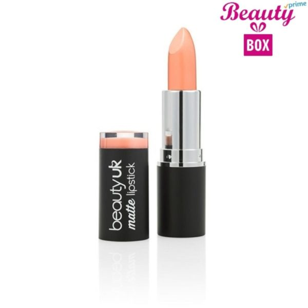 Beauty UK Matte Lipstick - 15 Son Of The Peach