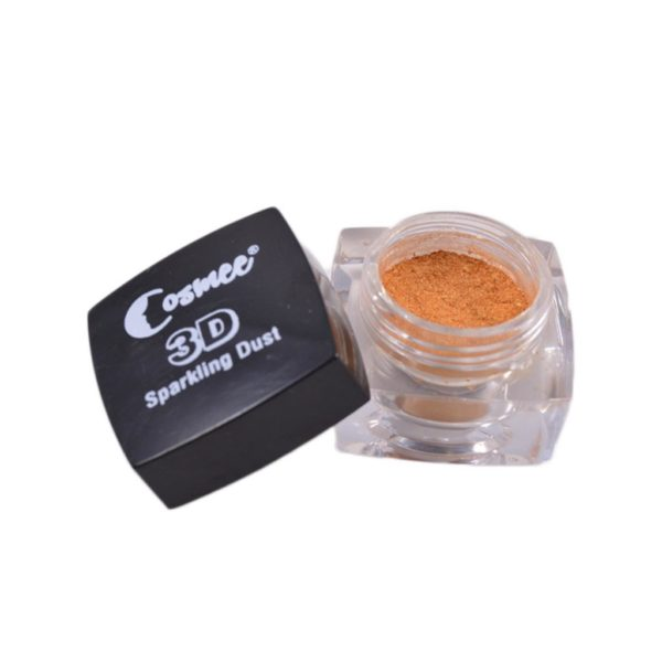 Cosmee 3D Sparkling Dust - 322 Pearl Brown