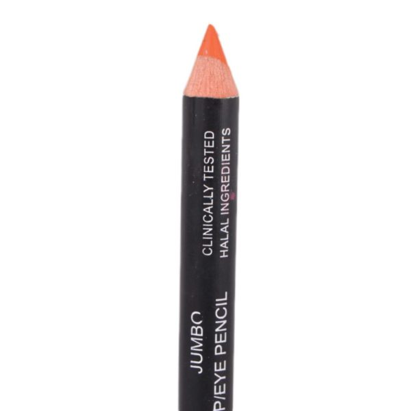Cosmee Jumbo Lip and Eye Pencil - 117 Yellow Orange