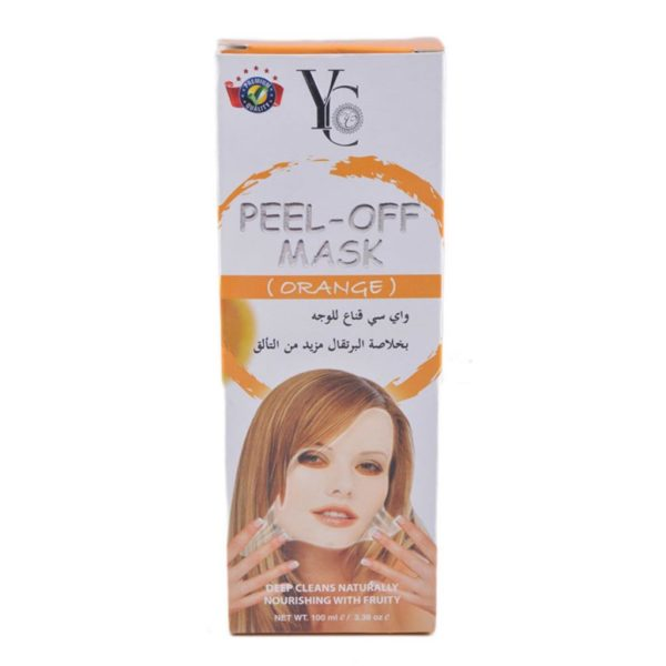 YC Thailand Orange Peel Off Mask - 100Ml