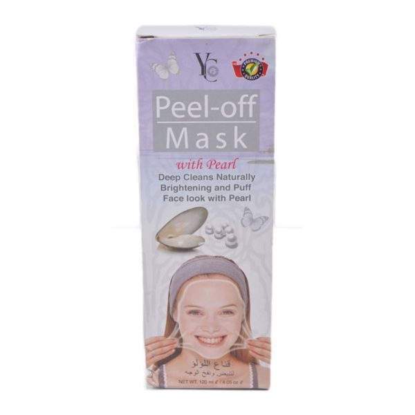 YC Thailand Whitening Pearl Peel Off Mask - 120Ml