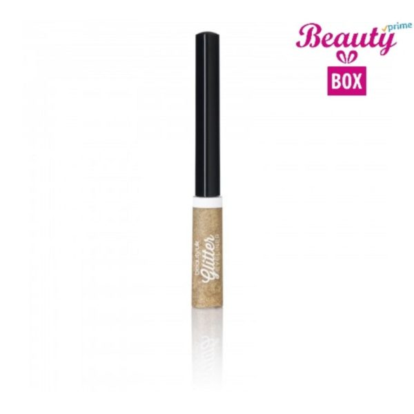 Beauty UK Glitter Eyeliner - 2 Gold