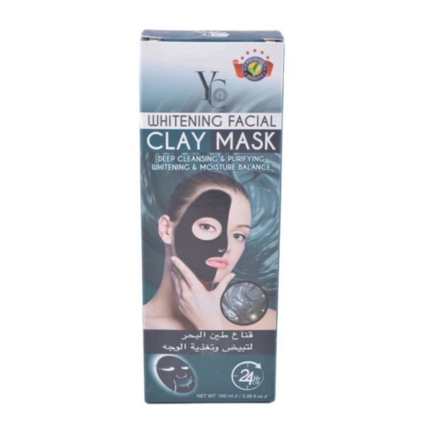 YC Thailand Whitening Facial Clay Mask - 100Ml