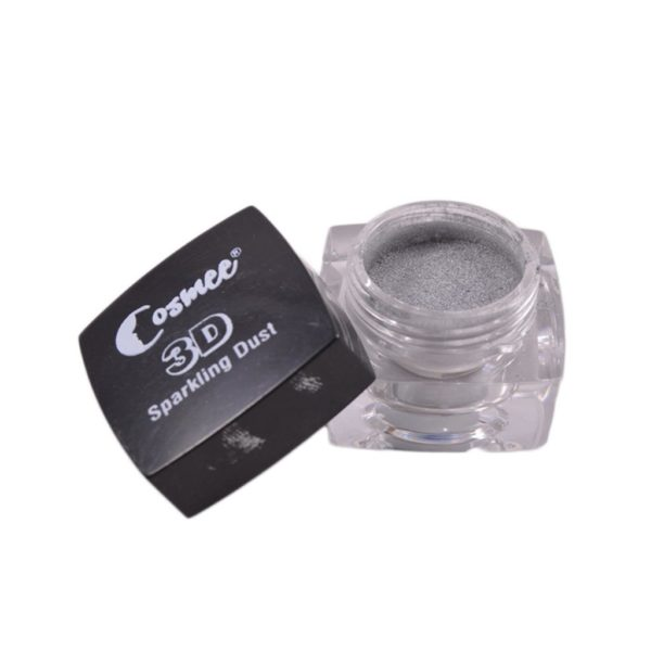 Cosmee 3D Sparkling Dust - 321 Silver Cloud