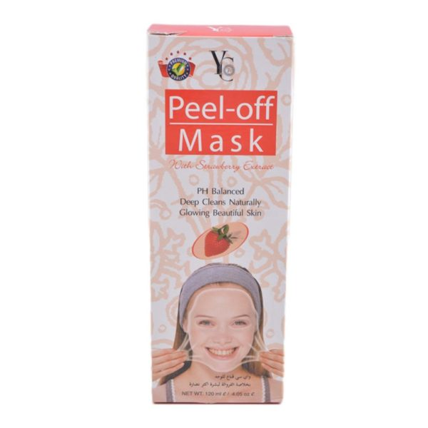 YC Thailand Strawberry Peel Off Mask - 120Ml