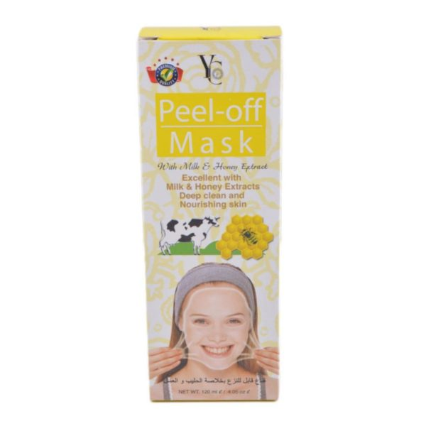 YC Thailand Milk & Honey Peel Off Mask - 120Ml