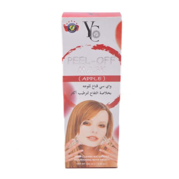 YC Thailand Apple Peel Off Mask - 100Ml