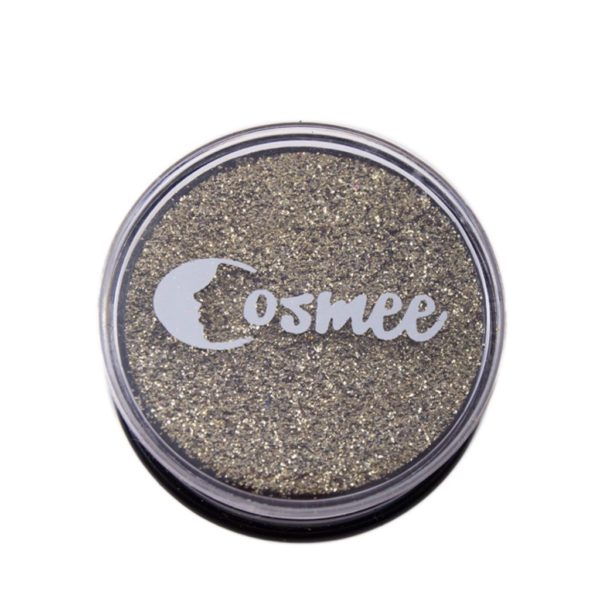 Cosmee Premium Glitter Eye Shadow - 08 Forest Green