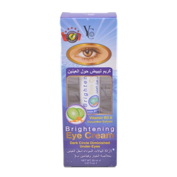 YC Thailand Eye Cream - 20Ml