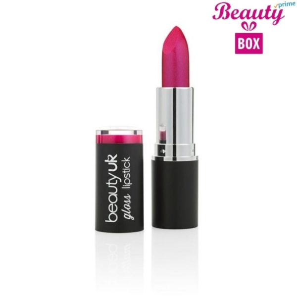 Beauty UK Gloss Lipstick - 9 Gossip Girl