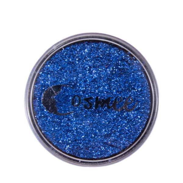 Cosmee Premium Glitter Eye Shadow - 19 Ice Blue
