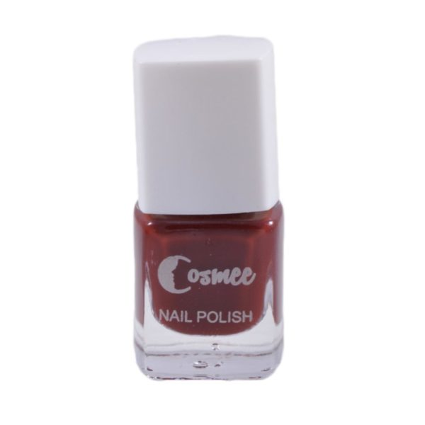 Cosmee Nail Polish - 12 Pacifica Red