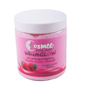 Cosmee Skin Whitening & Brightening Double Action Cleanser - 250g