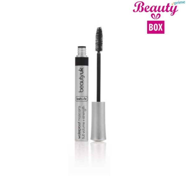 Beauty UK Lash FX Waterproof Mascara - Black