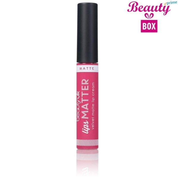 Beauty UK Glacier Gloss - 2 Pink Twice