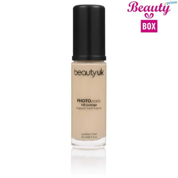 Beauty UK Photo Ready Foundation - 2 Fair