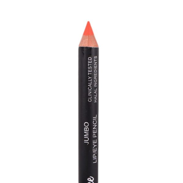 Cosmee Jumbo Lip and Eye Pencil - 121 Orange
