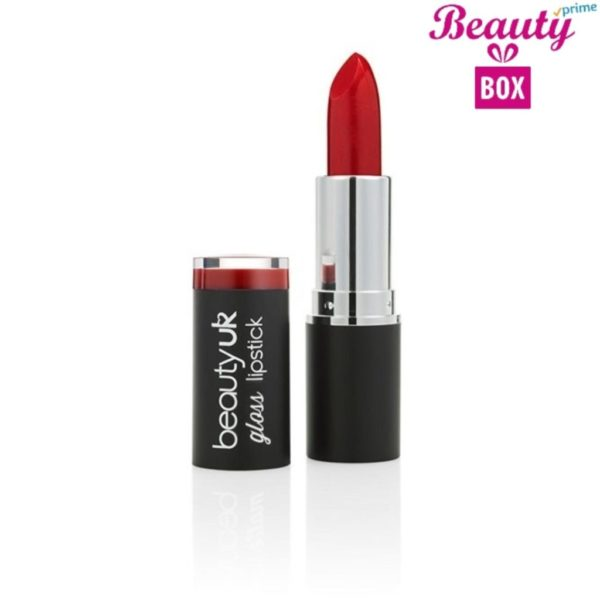 Beauty UK Gloss Lipstick - 6 Vampire