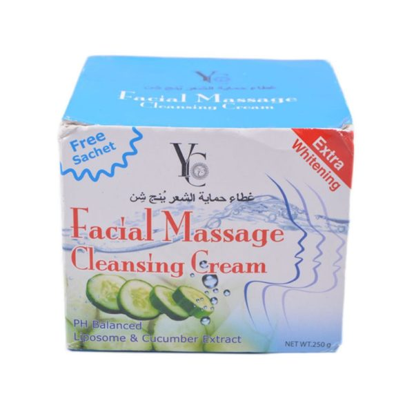 YC Thailand Facial Massage Cleansing Cream - 250Mg