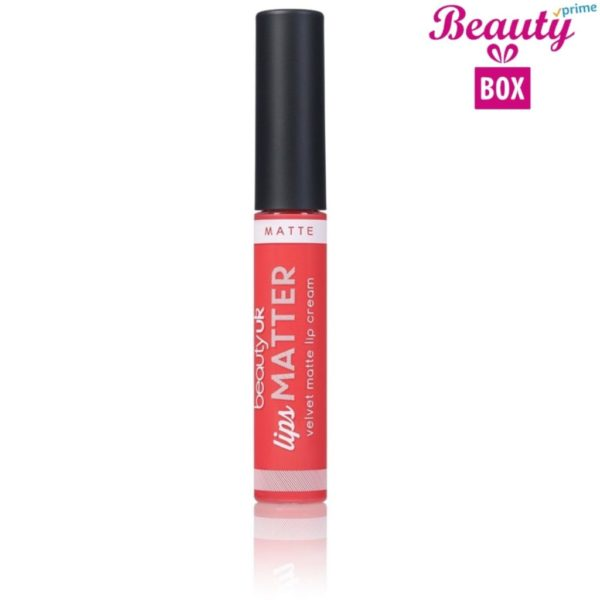 Beauty UK Lips Matter - 3 Curious Coral