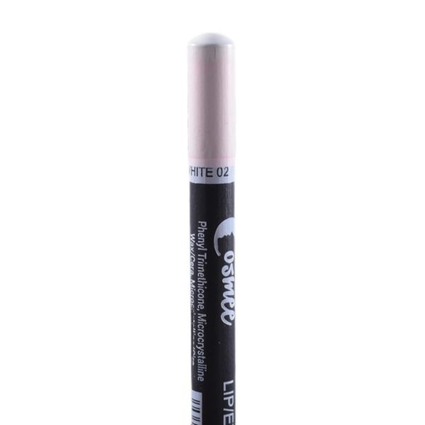 Cosmee Lip and Eye Pencil - 02 White
