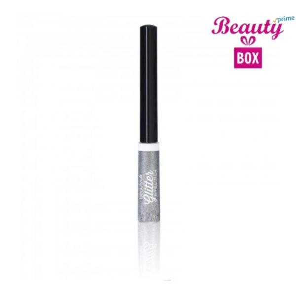 Beauty UK Glitter Eyeliner - 1 Silver