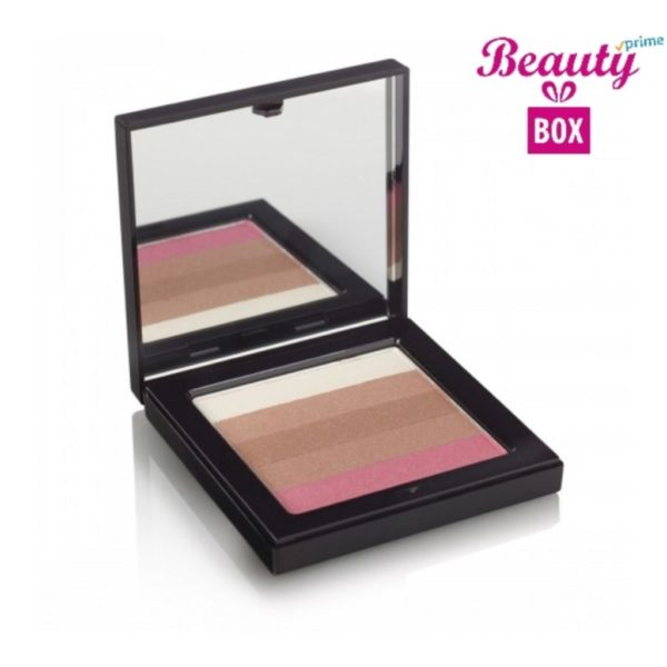 Beauty UK Shimmer Box - 2 Rose