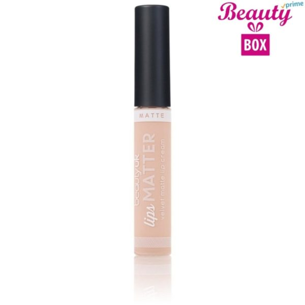 Beauty UK Lips Matter - 9 Get Your Nude On