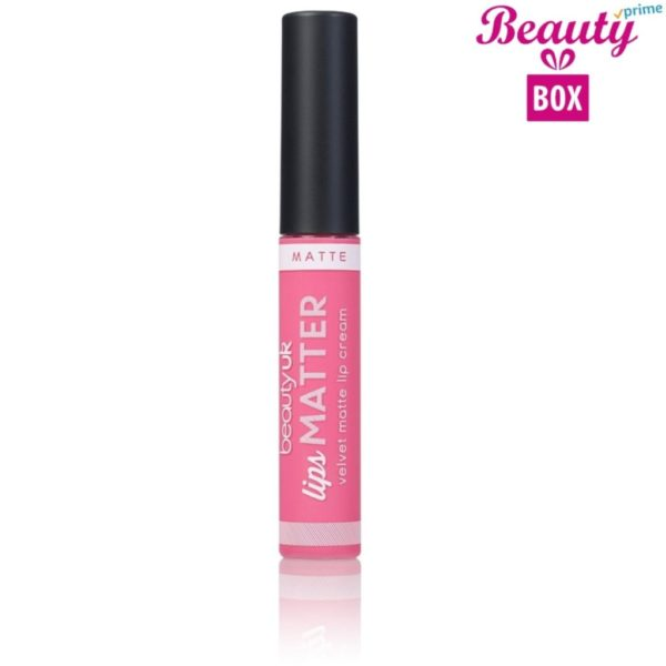 Beauty UK Lips Matter - 6 Nudge Nudge Pink Pink