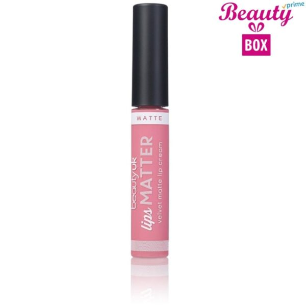 Beauty UK Lips Matter - 7 Mauve Your Body