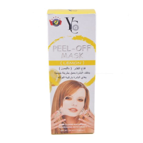 YC Thailand Lemon Peel Off Mask - 100Ml