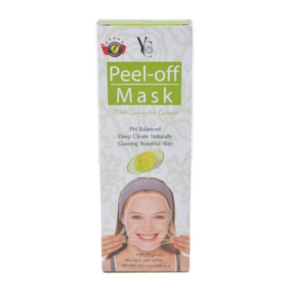 YC Thailand Cucumber Peel Off Mask - 120Ml